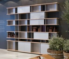 Projet bibliotheque meuble t l on pinterest murals tv and salon design - Bibliotheque salon design ...