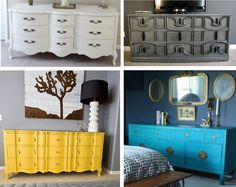 An awesome HGTV article by Centsational Girl about using thrift store finds to spruce up bedrooms.