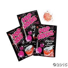 Pop Rocks® Limited-Edition Cherry Cola