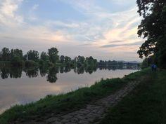 Večerní procházečka a krásná příroda u nás v severních čechách :d