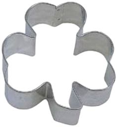 Dress My Cupcake St. Patricks Day Shamrock Cookie Cutter, 5.5-Inch -- Review more details @ : Baking Accessories