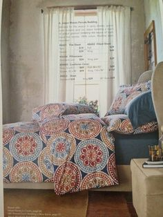 Bedspread from the Company Store
