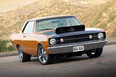 Top Muscle Car Models from the 60's and 70's
