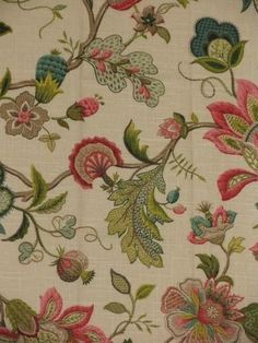 Fisker Spring - www.BeautifulFabric.com - upholstery/drapery fabric - decorator/designer fabric