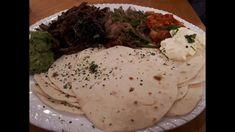 Receta de hoy: fajitas de entraña con guacamole y salsa mexicana