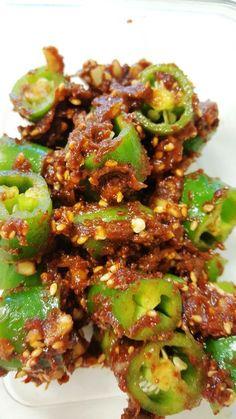 Cooking Recipes For Dinner, No Cook Meals, Korean Side Dishes, Kimchi Recipe, Food Festival, Korean Food, Food Design, Food Plating, Asian Recipes