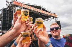 From Untapped Festival's Facebook. Last year's Untapped Austin was a big success, and the festival is returning this year on May 14. Pre-sale tickets go on sale today.