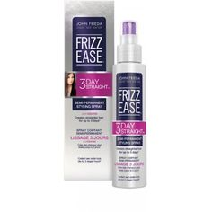 Minha musa: RESENHA: Frizz Ease 3 day straight (spray restaura...