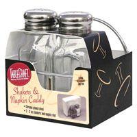 Salt & Pepper Shakers and Caddy Set  http://www.retroplanet.com/PROD/36096