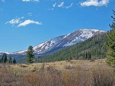 Colorado Mountainscape Wall Art