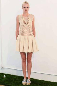 great dress! / Lauren Moffat Spring 2013 RTW Collection