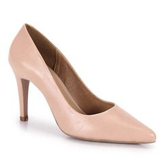 Sapato Scarpin Feminino Cesaretti - Nude