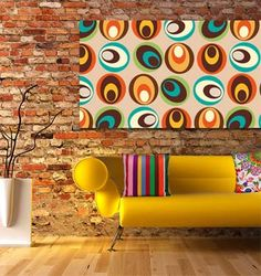 5 Tips To Give Your Living Room An Affordable Retro Makeover! http://www.everyfloordirect.com/blog/5-tips-to-give-your-living-room-an-affordable-retro-makeover/