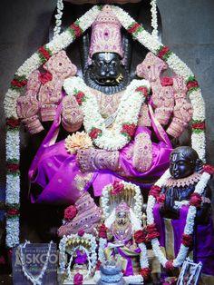 Sri Prahlada Narasimha — at Iskcon Bangalore