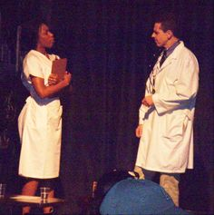 "Scene from the first production of my first play ""A Wound in Time"" Off Off Broadway in It was my first time out as director and producer. Theatre, Broadway, Scene, Play, Theater"
