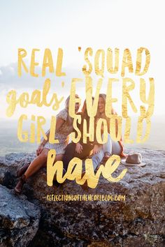 Squad goals have become all the rage these days! They usually depict a group of girls having fun or crazy adventures together, and while these are fun goals for best friends to have, as Christians,…