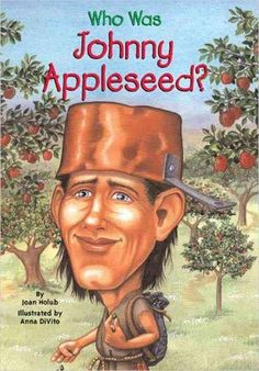 "The perfect biography to ""bite into"" at the start of a new school year! Children are sure to be fascinated by the eccentric and legendary Johnny Appleseed, a man who is best known for bringing apple t"