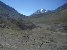 Aconcagua.. Mendoza Argentina