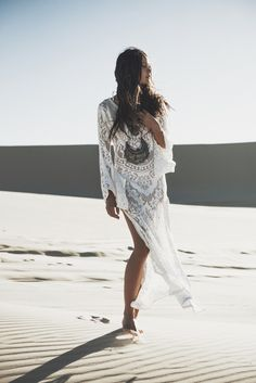White Dunes, Gypsy Hues - Spell & The Gypsy Collective Fall '14 Lookbook