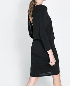 ZARA - WOMAN - OPEN-BACK DRESS