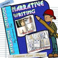 (Grades 3-8) To weave a compelling story is indeed an Art of its own kind and with the structured and scaffolded lessons this unit offers, your students will be able to do just that. Lessons focus on narrative techniques such as dialogue, description, and pacing to develop the experience of the events. $