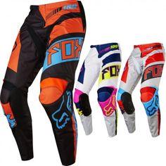 Fox Racing 180 Falcon Mens Off Road Dirt Bike Racing Motocross Pants