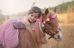 Princess pony session
