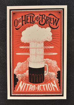 http://www.etsy.com/listing/102605134/nitro-in-action-2-color-screenprint