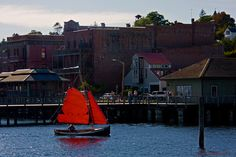 <3 Madison Street Pier in Port Townsend, Washington. Love the little shops and great food.