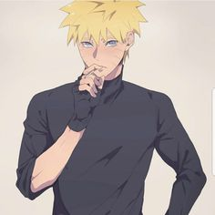 He is so hot :Yes super hot 😉 Anime Naruto, Naruto Fan Art, Photo Naruto, Naruto Boys, Naruto And Hinata, Naruto Uzumaki Shippuden, Sasuke Uchiha, Sasunaru, Wallpaper Naruto Shippuden