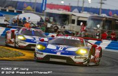 24 Horas de Le Mans - Ford GT