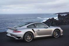 2014 Porsche 911 991 Turbo et Turbo S