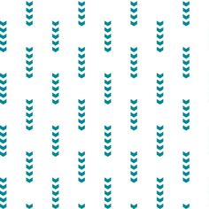 teal chevron sticks fabric by mrshervi on Spoonflower - custom fabric
