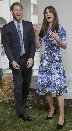 --2015--Some genuine laughter from Prince Harry and his sister in law, Catherine, Duchess of Cambridge. Repin & Like. Listen to Noelito Flow #Noel Music http://www.twitter.com/noelitoflow http://www.instagram.com/rockstarking http://www.facebook.com/thisisflow                                                                                                                                                     More