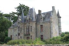 Chateau de Lanrigan - Finistere