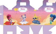 Shimmer and Shine. - Página web de diseñokitdecumpleaños