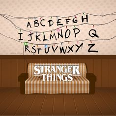 Stranger Things Design by http://longliveregina.tumblr.com