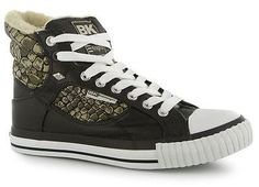 British Knights Womens Atoll 2ZeroMix Ladies Lace Up Trainers Shoes on shopstyle.co.uk