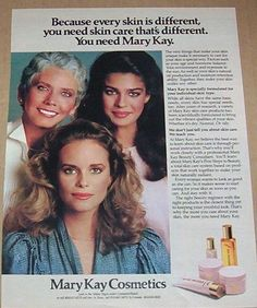 result for vintage mary kay cosmetic ads Mary Kay Ash, Vintage Ads, Vintage Stuff, Vintage Images, Vintage Clothing, Virtual Makeover, Satin Hands, Mary Kay Cosmetics, Ideal Beauty