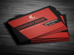 Personal Business Card by pmvchamara on Creative Market
