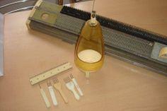 Maquina De Tejer Knittax Completa Con Accesorios