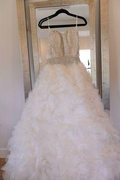 Wedding Planners - Eventrics Weddings   Venue - The Lange Farm   Photography - Asaad {AI} Images   Event Design - The Event Source Weddings   Wedding Dress