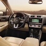 2015 Subaru Outback Dashboard 150x150 2015 Subaru Outback Design and Features Details