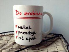 Kubek+z+nadrukiem+lista+rzeczy+do+zrobienia+w+Only+inherently+na+DaWanda.com