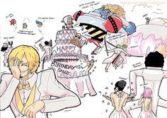 Sanji Vinsmoke Mugiwara Pirates Big Mom Pirates One Piece One Piece Manga, One Piece Drawing, One Piece Comic, One Piece Fanart, One Piece Crew, One Piece Ship, One Piece 1, One Piece Pictures, One Piece Images