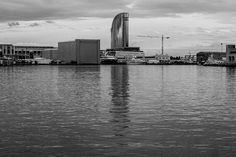 Hotel W. View from the port | Flickr - Photo Sharing!