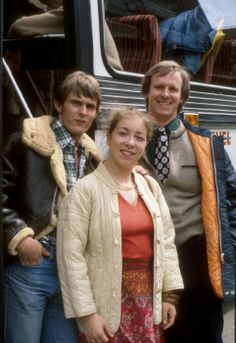 Sink or Swim Peter Davison, Sink Or Swim, Dr Who, Doctor Who, Over The Years, Floral Tie, Sci Fi, Tv Shows, Couple Photos