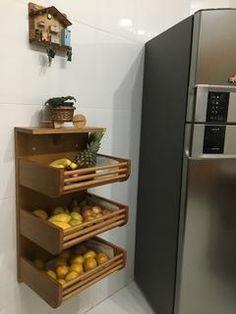 Kitchen Cupboard Designs, Kitchen Pantry Cabinets, Kitchen Room Design, Pantry Design, Modern Kitchen Design, Home Decor Kitchen, Interior Design Kitchen, Kitchen Organisation, Diy Kitchen Storage