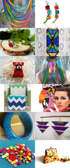 Spring Gift Guide by Kristina Brown on Etsy--Pinned with TreasuryPin.com