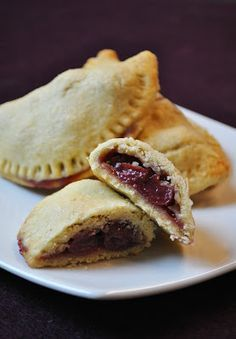 Cherry Cinnamon Hand Pies